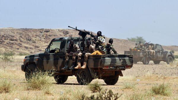 Ejército de Nigeria (Archivo) - Sputnik Mundo