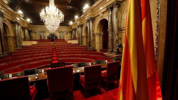Parlamento de Cataluña - Sputnik Mundo