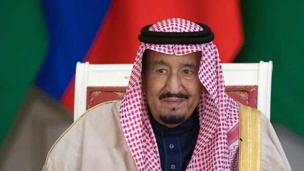 Salman bin Abdulaziz, el rey de Arabia Saudí - Sputnik Mundo