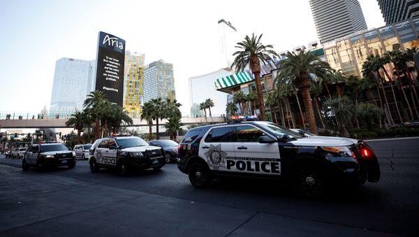 Policía de Las Vegas, EEUU - Sputnik Mundo