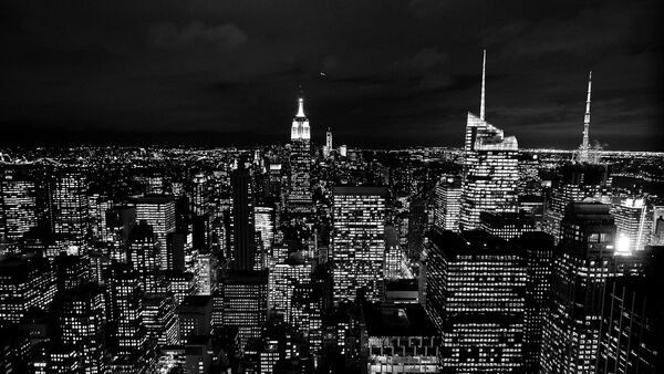 Nueva York oscuro - Sputnik Mundo
