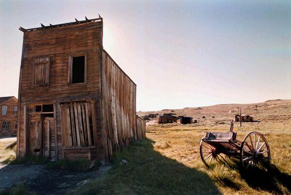 Los pueblos fantasma más horripilantes para el turismo apocalíptico - Sputnik Mundo