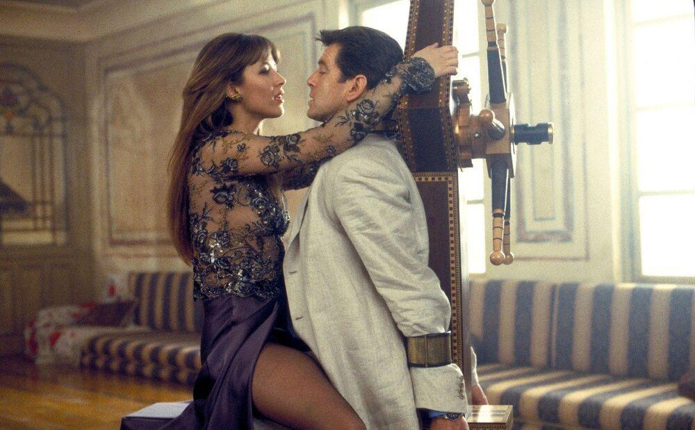 Las más bellas chicas Bond