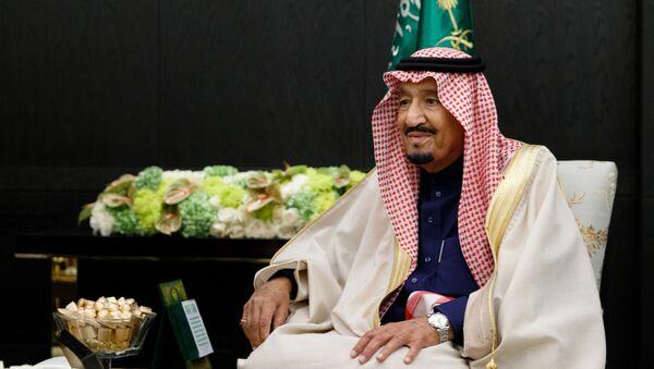 Salman bin Abdulaziz Saud, el rey de Arabia Saudí - Sputnik Mundo