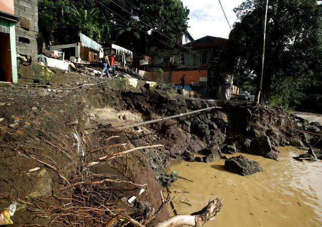 Las consecuencias de la tormenta tropical Nate