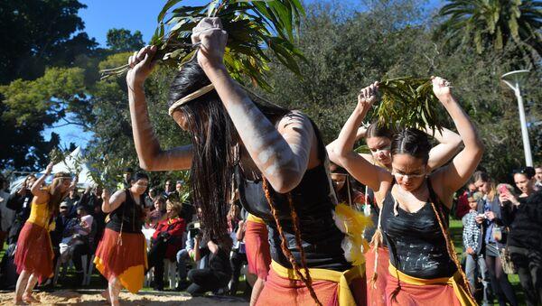 Aborigenos australianos (imagen referencial) - Sputnik Mundo