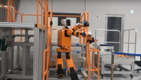 Robot E2-DR - Sputnik Mundo