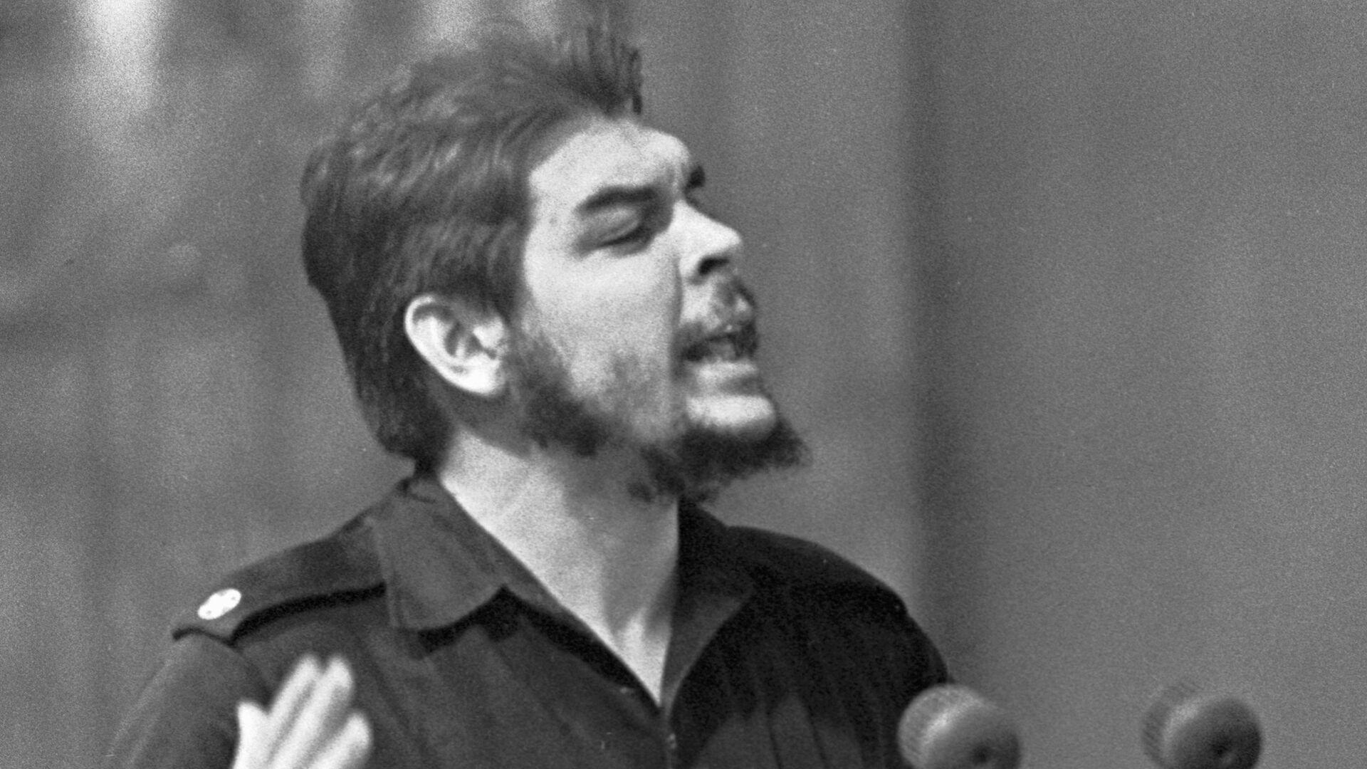 Che Guevara en Moscú en 1960 - Sputnik Mundo, 1920, 25.07.2021