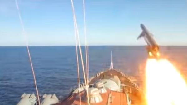 Lanzamiento de un misil - Sputnik Mundo