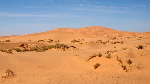 El desierto Sáhara - Sputnik Mundo