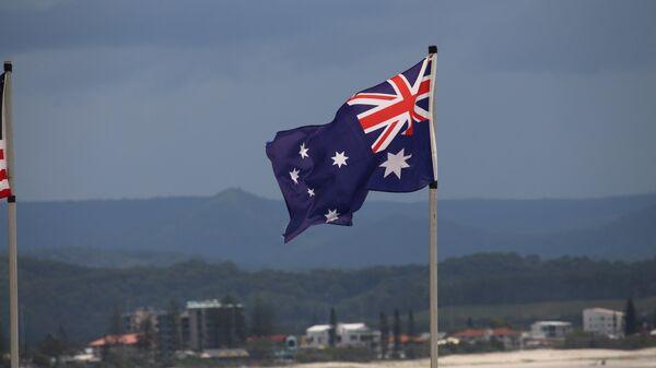 Bandera de Australia - Sputnik Mundo