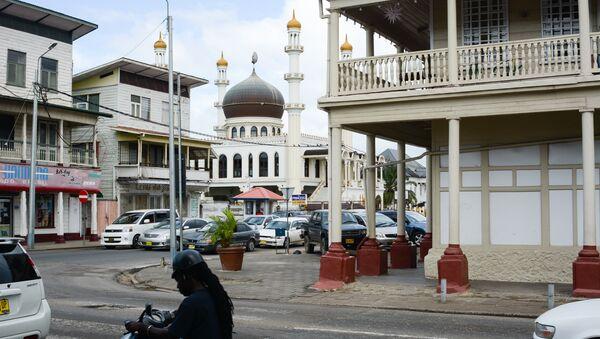 Paramaribo, la capital de Surinam - Sputnik Mundo