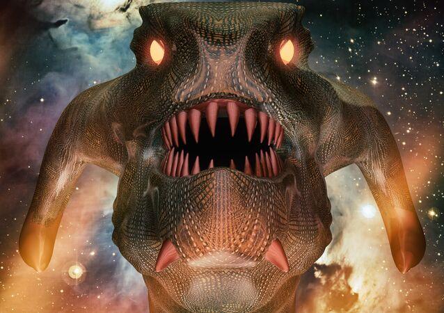 Un monstruo (ilustración)