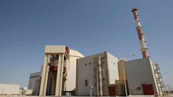 Planta nuclear en Irán - Sputnik Mundo