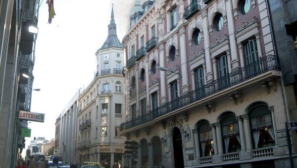 Valladolid, España - Sputnik Mundo