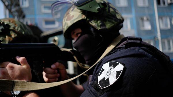 Fuerzas de seguridad de Rusia - Sputnik Mundo