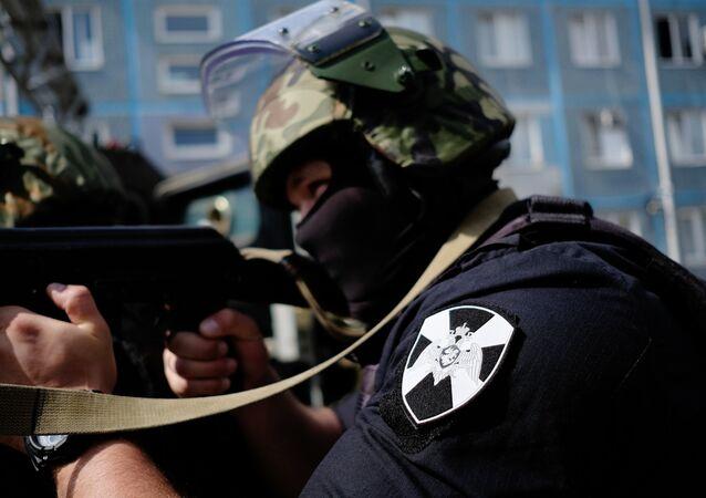 Fuerzas de seguridad de Rusia