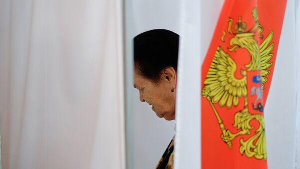 Elecciones en Rusia (archivo) - Sputnik Mundo