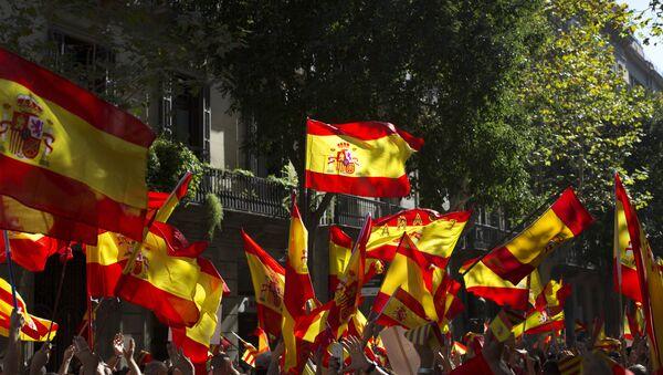 Las banderas de España - Sputnik Mundo