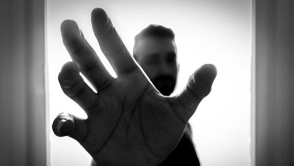 Una mano - Sputnik Mundo
