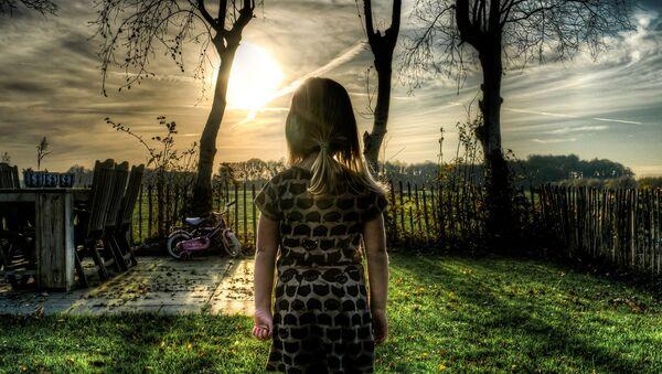 Una niña (imagen referencial) - Sputnik Mundo