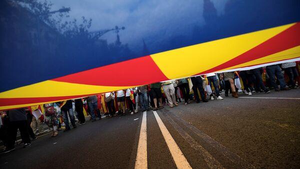El Día de la Fiesta Nacional en España - Sputnik Mundo