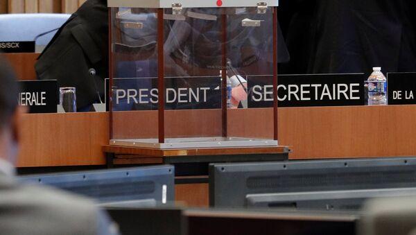 Urna vacía en las elecciones de la Unesco - Sputnik Mundo