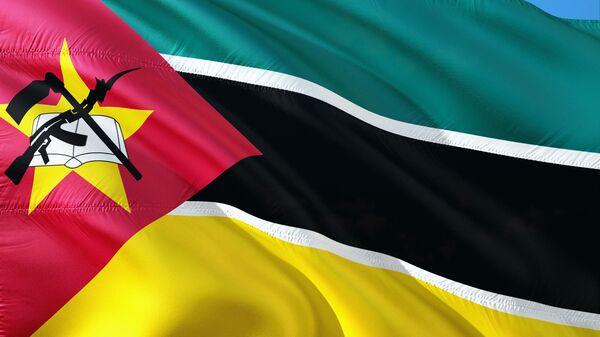 La bandera de Mozambique - Sputnik Mundo