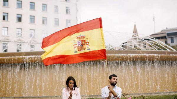 La bandera de España - Sputnik Mundo