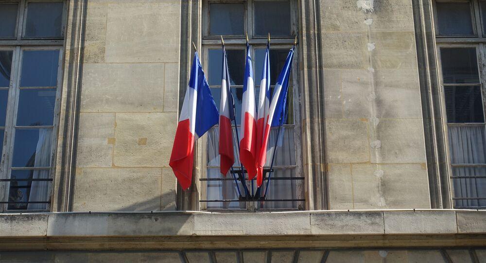 Banderas de Francia