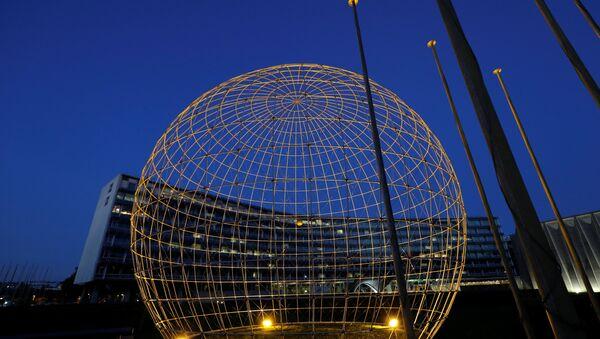 Una vista general de la Unesco en París, Francia - Sputnik Mundo