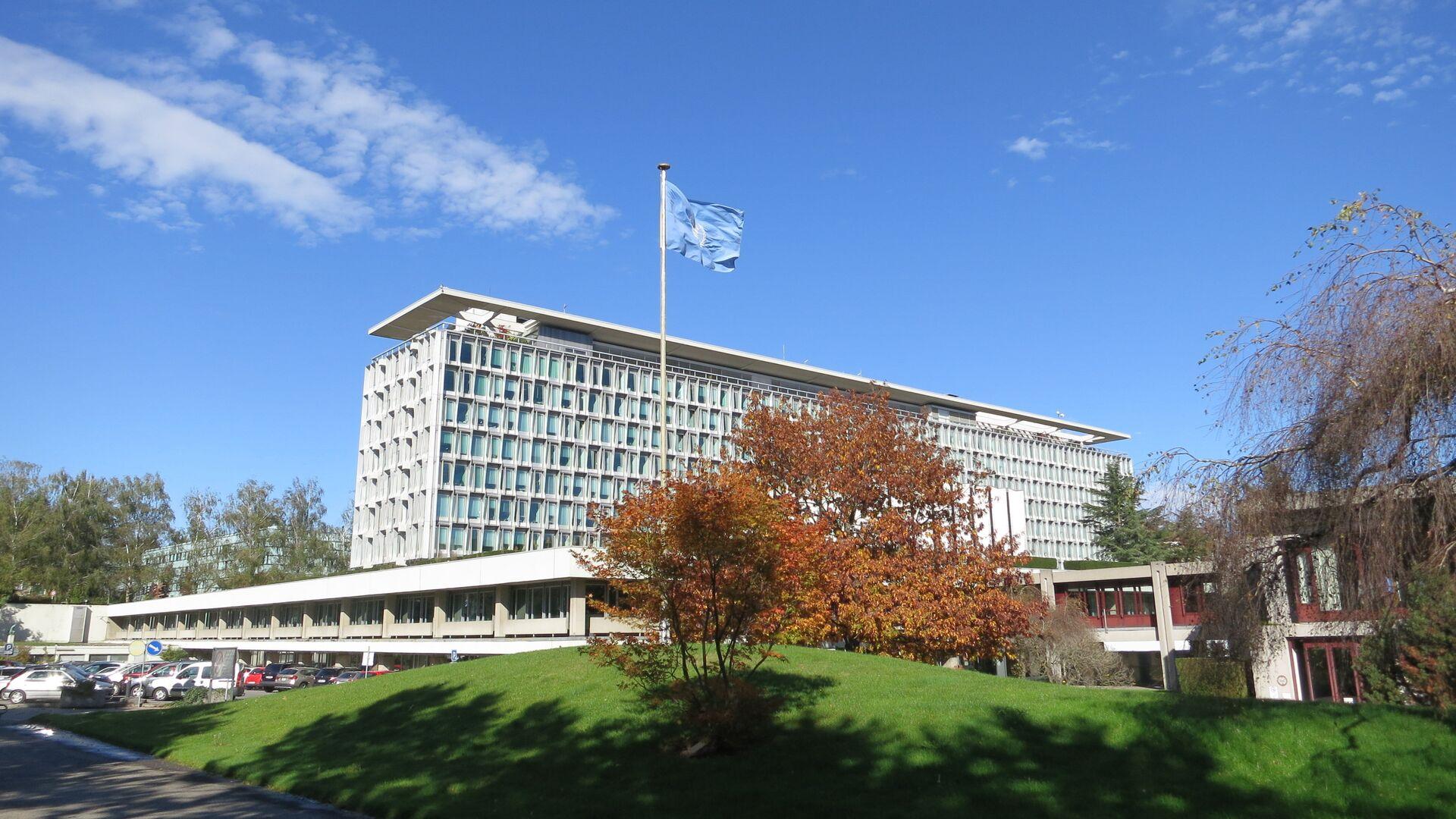 Sede de la Organización Mundial de la Salud - Sputnik Mundo, 1920, 05.04.2021