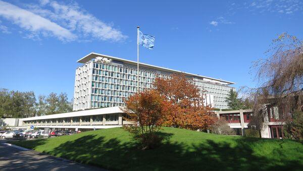 Sede de la Organización Mundial de la Salud - Sputnik Mundo