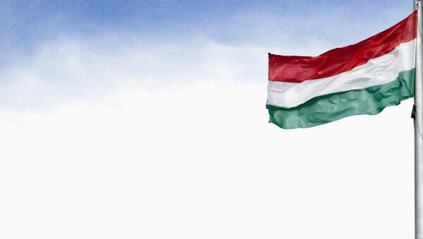 La bandera de Hungría - Sputnik Mundo