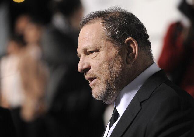 Harvey Weinstein, productor estadounidense