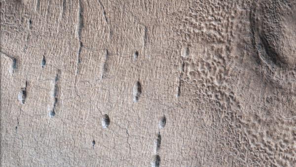 Pozos marcianos - Sputnik Mundo