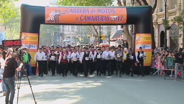 Carrera de Mozos y Camareras en Argentina - Sputnik Mundo