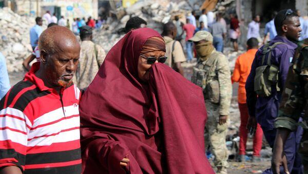 Situación en Mogadiscio - Sputnik Mundo
