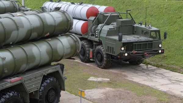 Sistema antiaéreo ruso S-400 - Sputnik Mundo