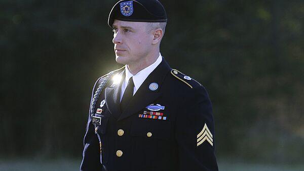 El sargento del Ejército de EEUU Bowe Bergdahl - Sputnik Mundo