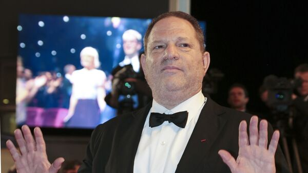 Harvey Weinstein (archivo) - Sputnik Mundo