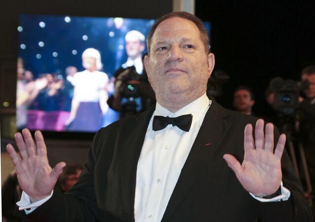 Harvey Weinstein, exproductor cinematográfico (archivo)