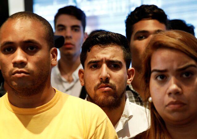 Resultado de los comicios regionales en Venezuela