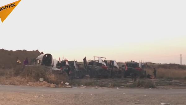 Las fuerzas gubernamentales de Irak avanzan hacia Kirkuk - Sputnik Mundo