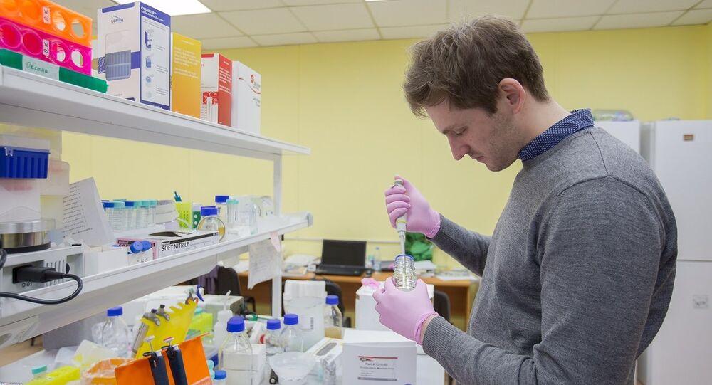Un científico de la Universidad Politécnica Pedro el Grande de San Petersburgo (SPbPU)