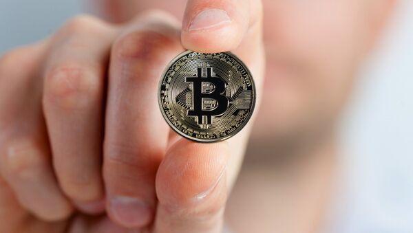 Bitcoins - Sputnik Mundo
