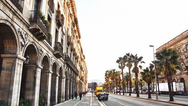 Barcelona, España (imagen referencial) - Sputnik Mundo