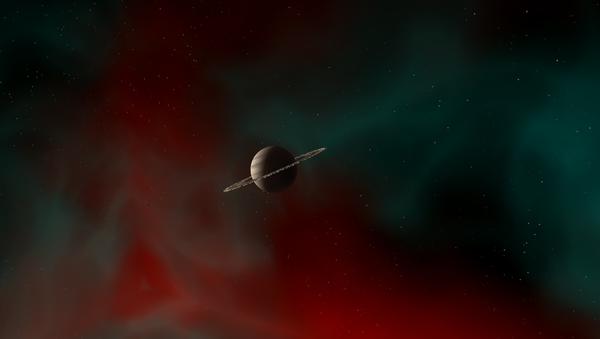 Saturno (ilustración) - Sputnik Mundo