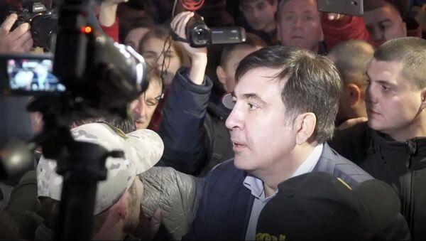 Kiev se hunde por nueva ola de protestas - Sputnik Mundo