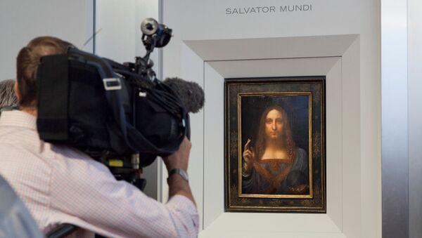 'Salvator Mundi', Leonardo da Vinci - Sputnik Mundo
